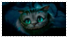 Cheshire cat stamp by Matrix-Soldier
