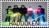 Hadouken! Stamp by Matrix-Soldier