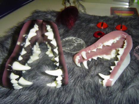 Teeth - Fursuit