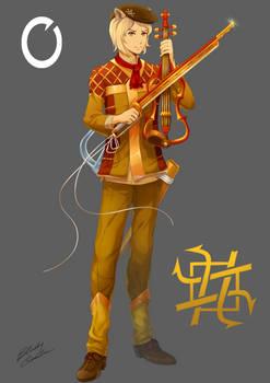 Team COTN- Violinist