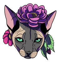 Tattoo design commission by weirdiefox