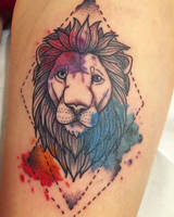 Tattoo by weirdiefox