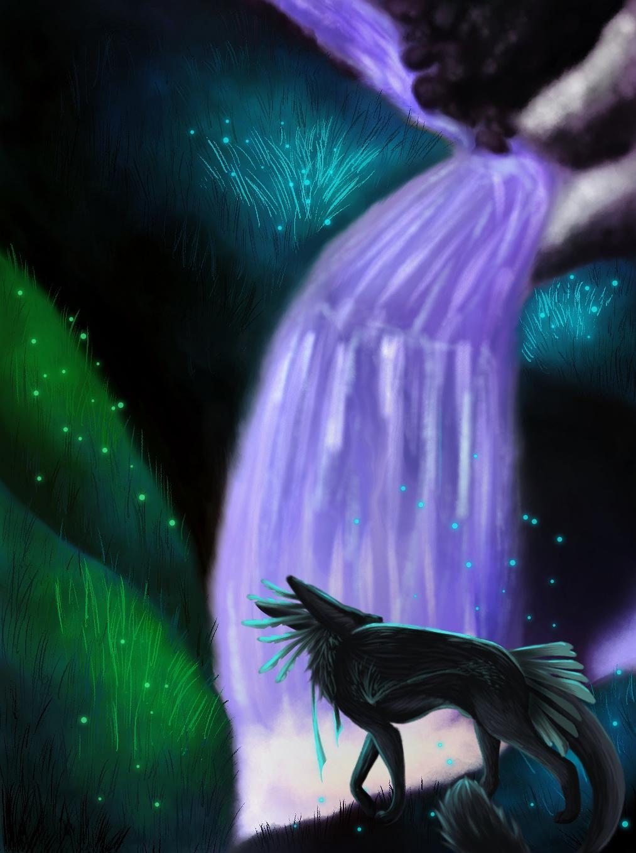 Commission - Wayali by weirdiefox