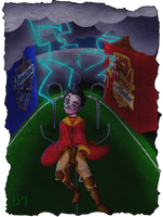 Petit Pote Potter by weirdiefox