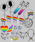 LGBT flash