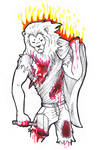 Jazza arty game - lion