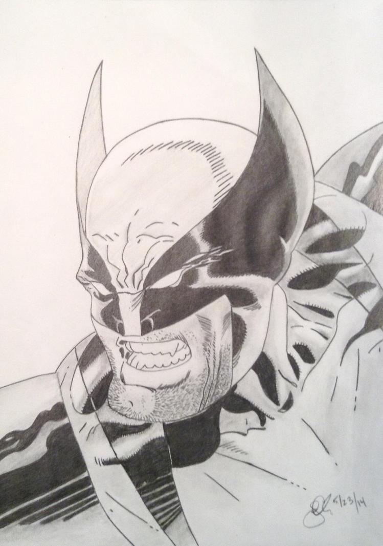 Wolverine by JCecalaIV