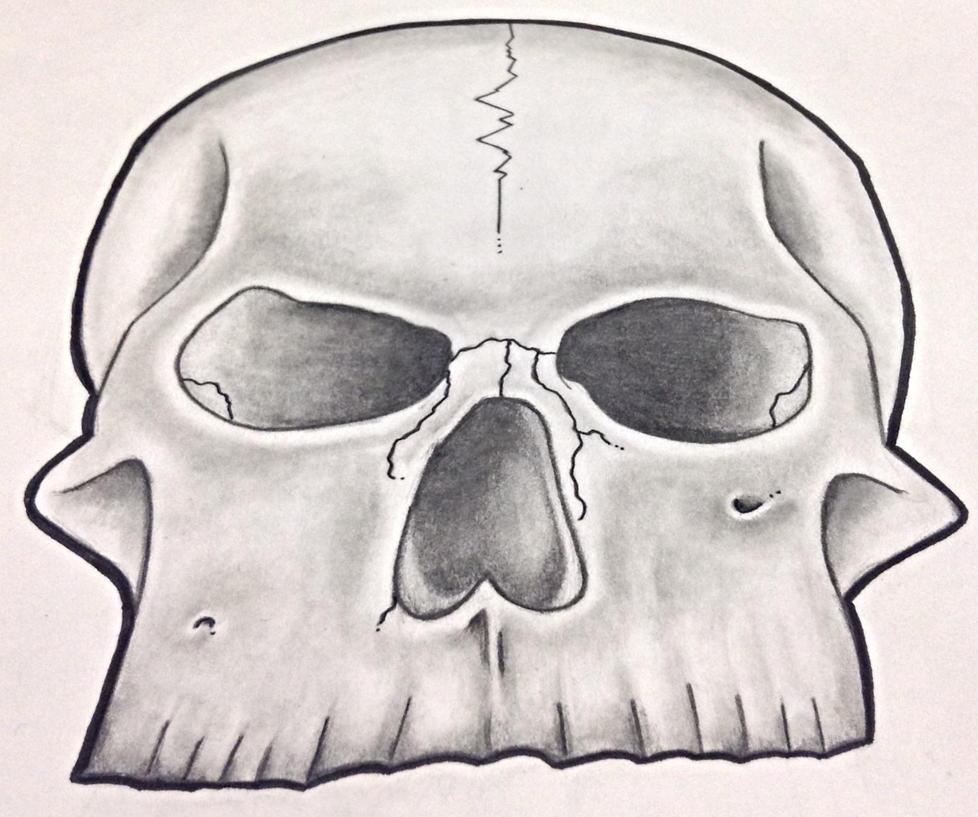 Quick Skull by JCecalaIV