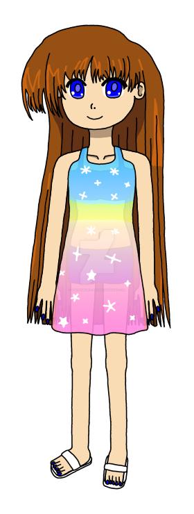 Shaya, Gale Dress by TheThunder-Art