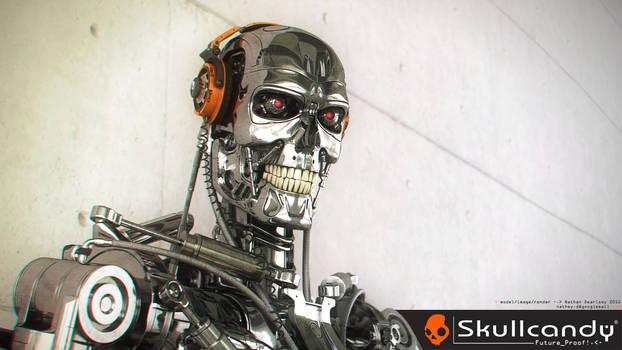 Terminator_Skullcandy Lover