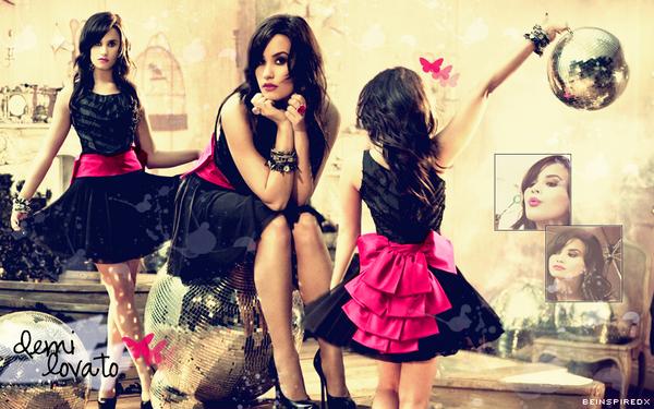 demi lovato wallpaper. Demi Lovato Wallpaper by
