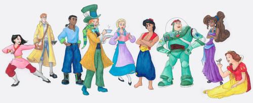 Disney's Magic School Bus by Nebulan