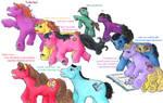 Magic School Bus Ponies