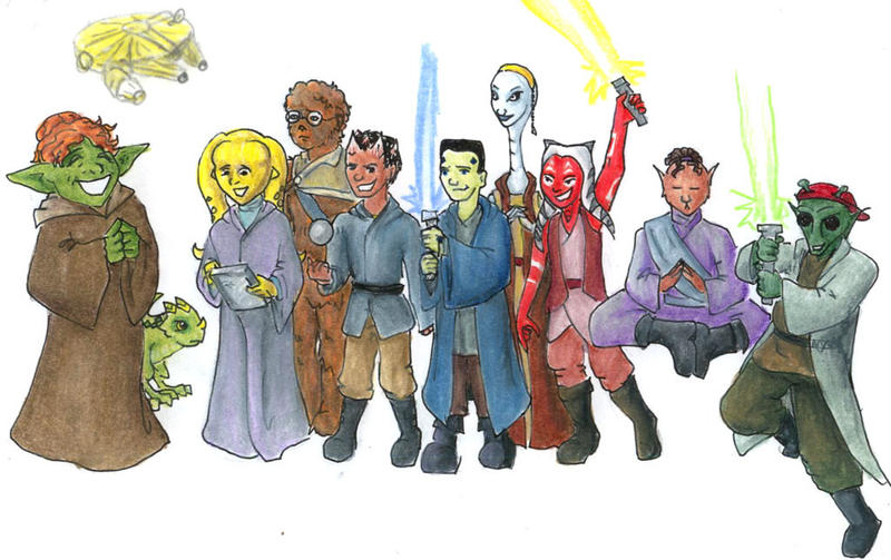 Magic School Bus Drawing Magic School Bus Jedis by