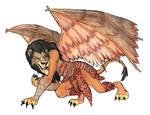 Scar Gargoyle