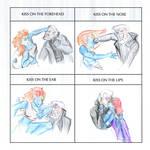 Kiss Meme - Demona and Macbeth by Nebulan