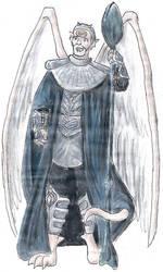 Bra'tac Gargoyle