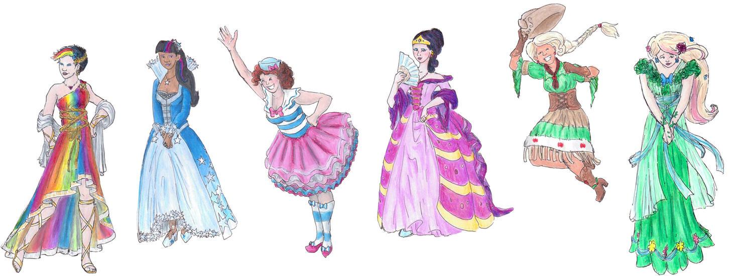 Mlp Dress Designer Game