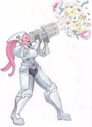 Pinkie Pie Commando