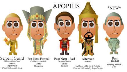 Apophis by Nebulan