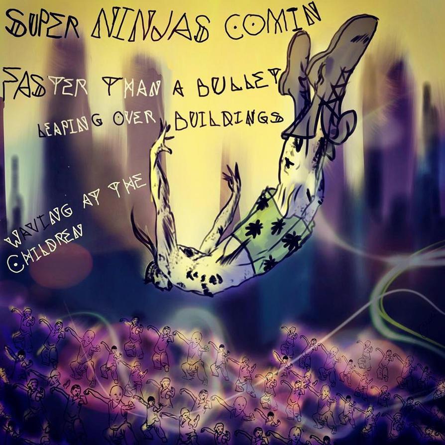 Super Ninja by Torissa