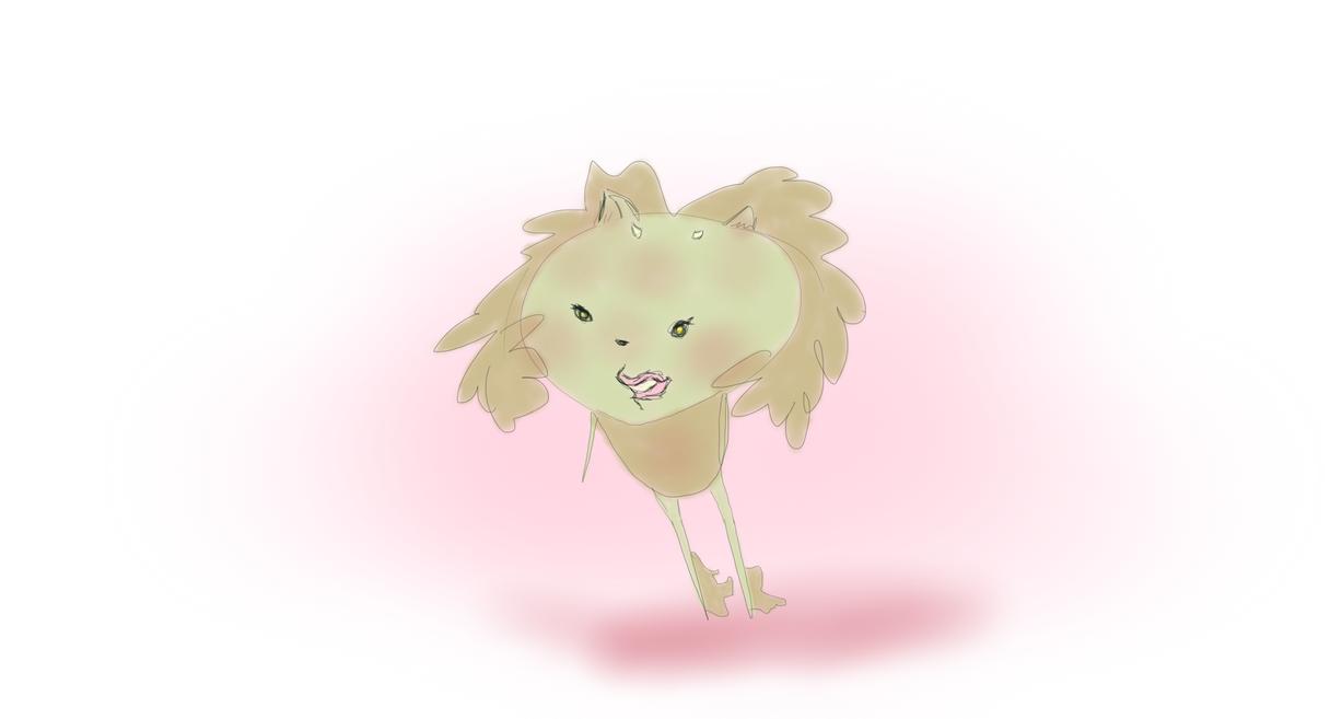 WIP lil creature by Torissa