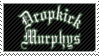 Dropkick Murphys Stamp by CarryOnLostFriends