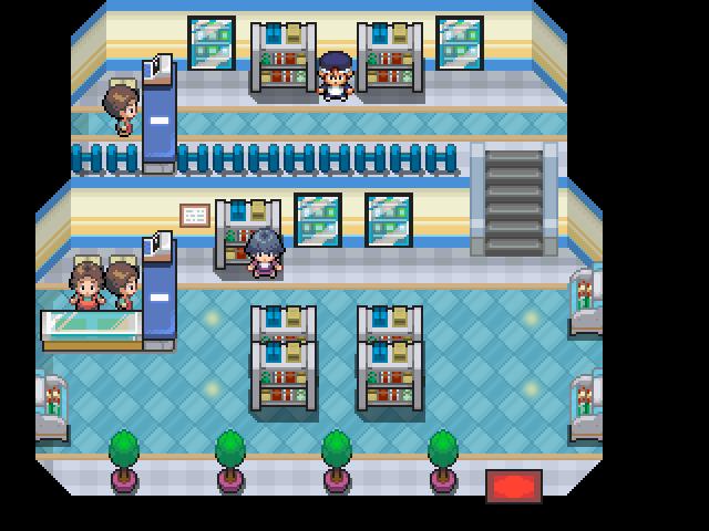 Pokemon Mart By DonLawride On DeviantArt
