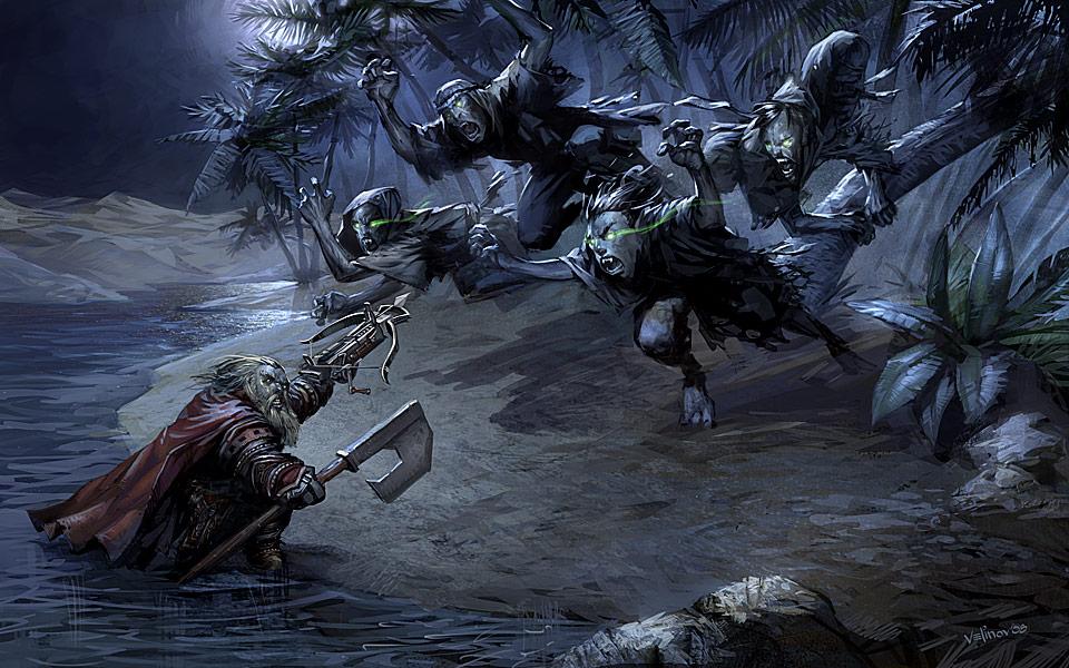 Vampires By Velinov On Deviantart