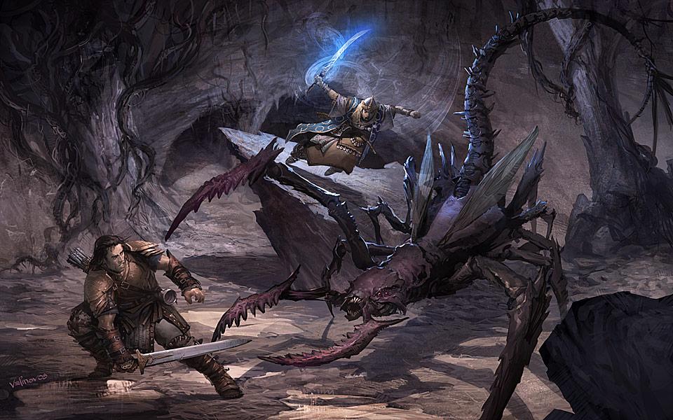 Demon Fight