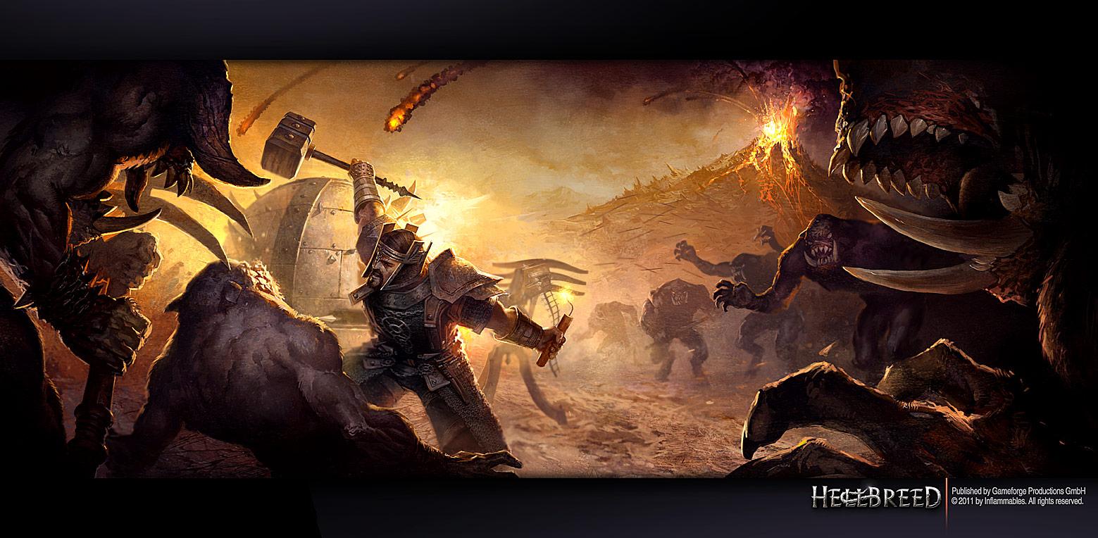 Hellbreed-Siege master by velinov