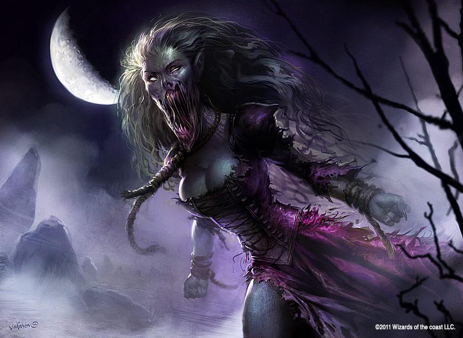 Deathshriek Banshee by velinov
