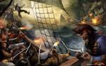 Pirate Arena by velinov