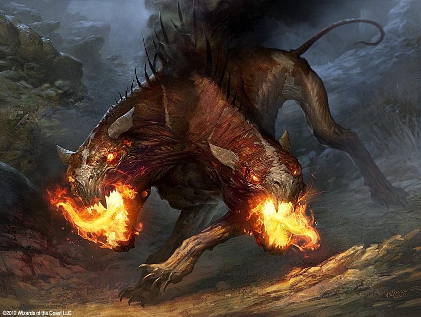 Hound of Griselbrand by velinov on DeviantArt