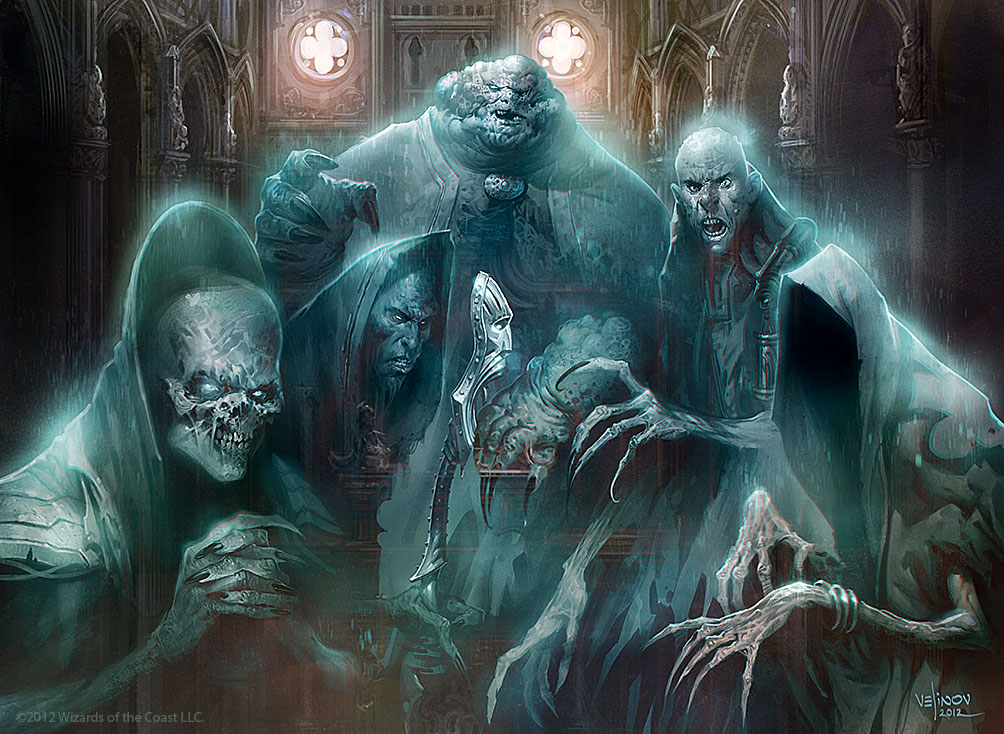 Ghost council of Orzhova by ~velinov on deviantART