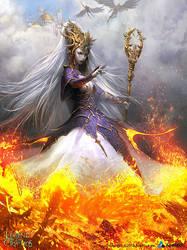 Origin Goddess - regular by velinov