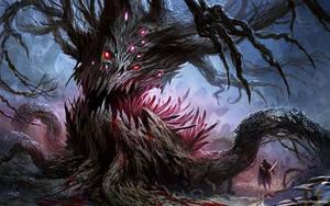 Lothorewyn, the Corrupted by velinov