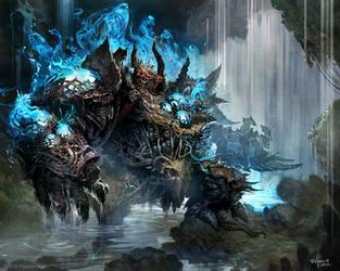 Baal, Stealer of Souls by velinov