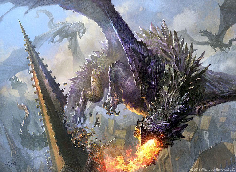 Dragonshift by velinov