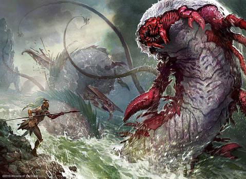 Kraken of the Depths