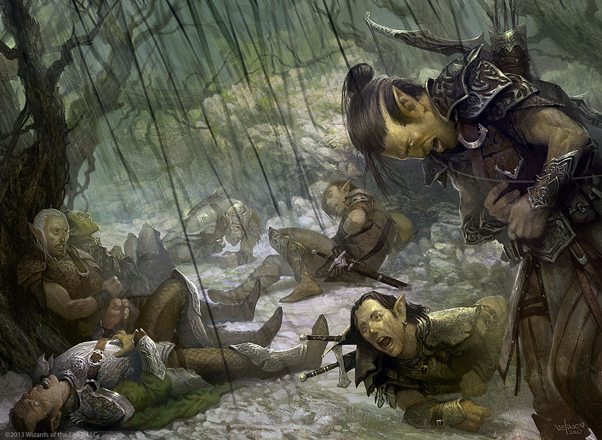 Toxic Deluge by velinov