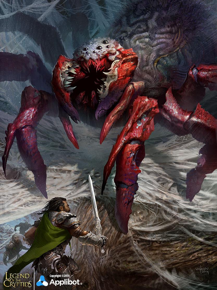 Giant Spider:advanced