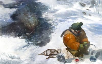 Ice Cold Terror by velinov