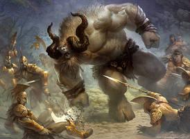 Consuming Rage by velinov