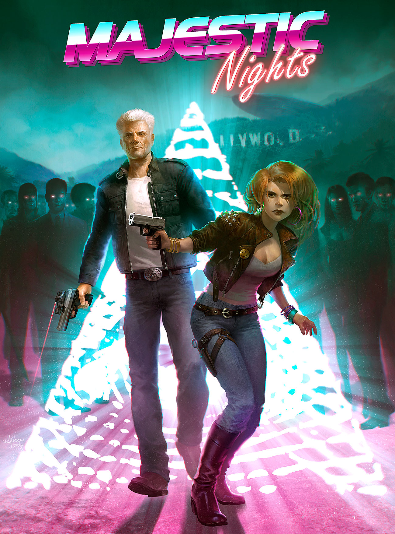 Majestic-Nights-poster by velinov