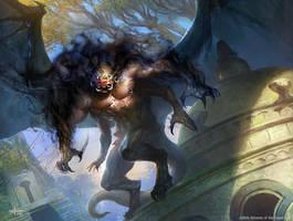 Necropolis Fiend by velinov