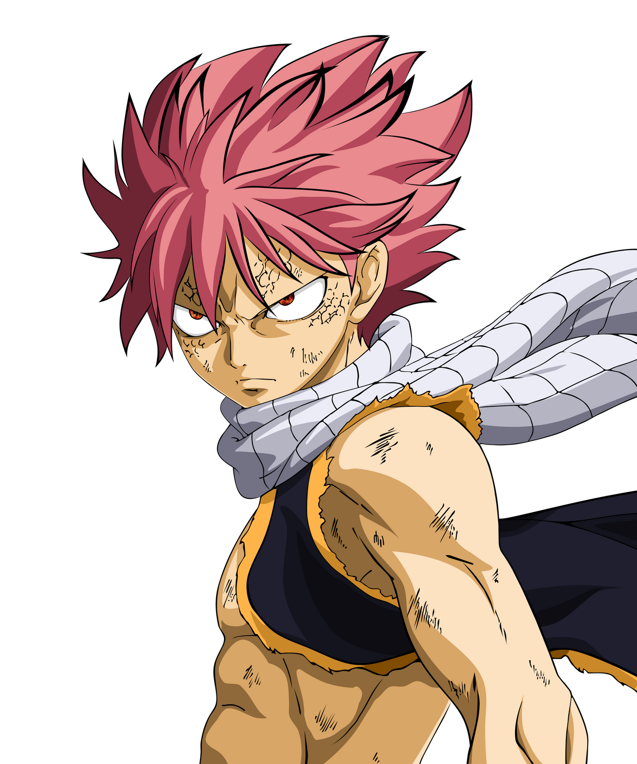 natsu dragneel: fairy tail by ice-do on DeviantArt
