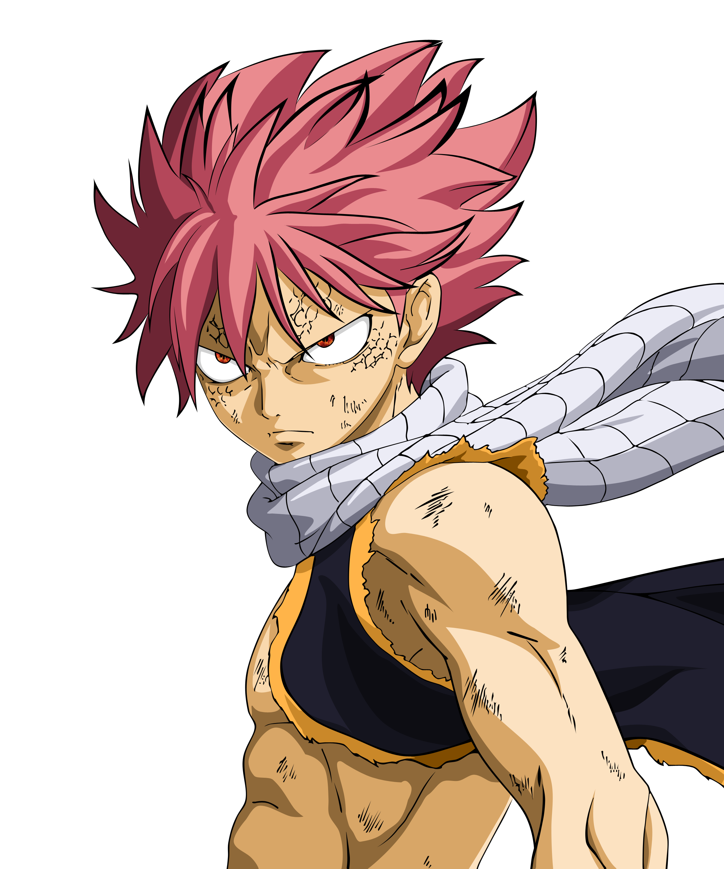 Natsu dragneel fairy tail by ice do on deviantart - Image manga fairy tail ...
