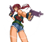 Revy Two Hands: Black Lagoon