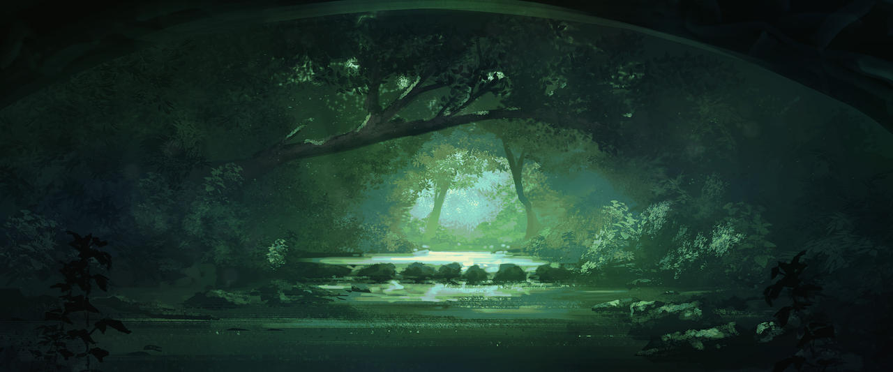RiverConcept by jaxko